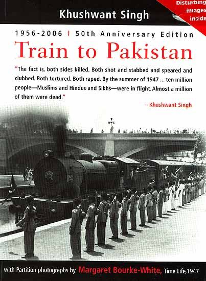 Khushwant Singh's Train to Pakistan. Partition of India. One village and the heartbreaking story of families ripped apart. Beautiful book of compassion and humanity.