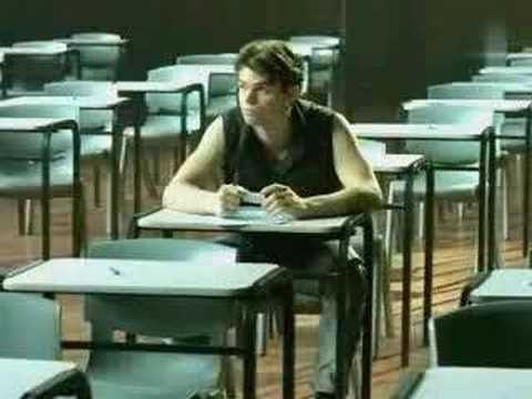 how to cheat in an exam - this could really work.  well done kiwis THIS IS A YOUNG ELIJAH FROM THE ORIGINALS