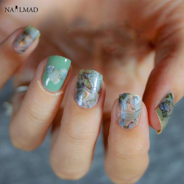 14 best EASY TO DO NAIL ART images on Pinterest | Nail scissors ...