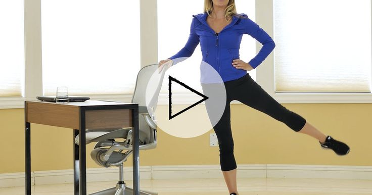 Desk Exercises: 7 Stretches You Can Do at Your Desk | Greatist