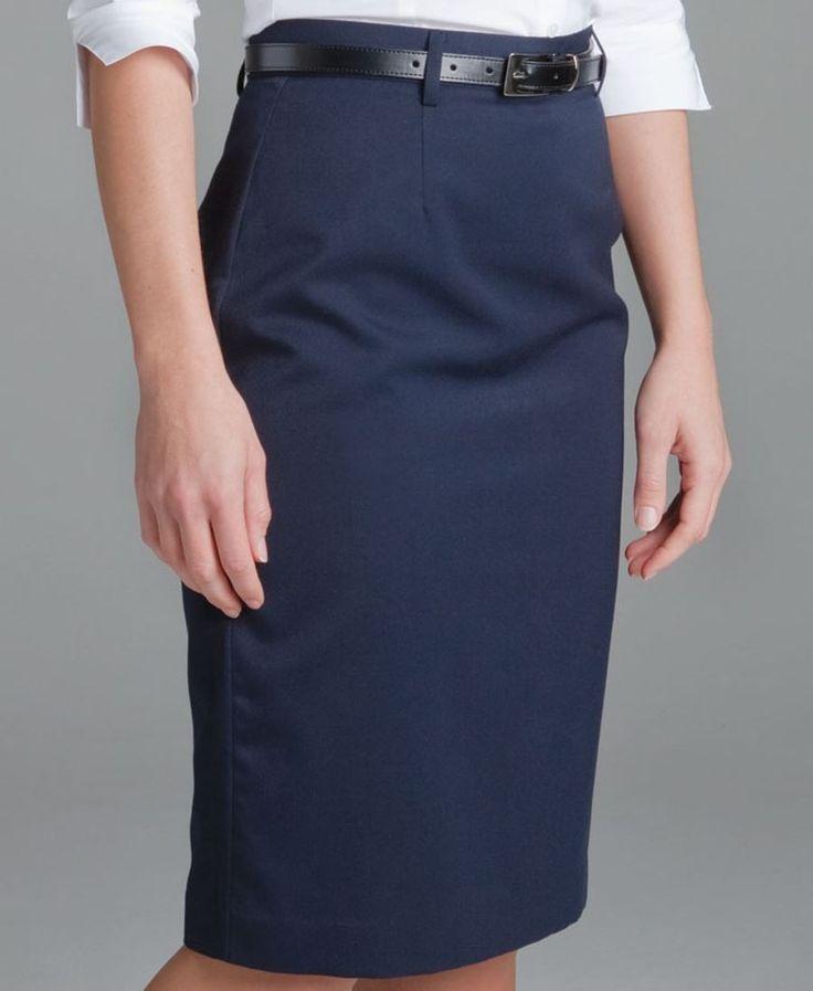 JB's Ladies Corporate Skirt - Uniform Wholesalers