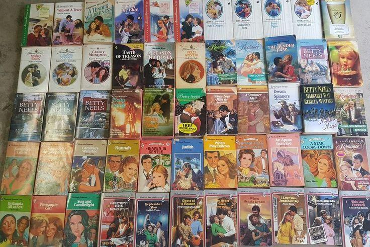 HARLEQUIN Romance & Super Romance Novels Mixed lot 55 | Books, Fiction & Literature | eBay!