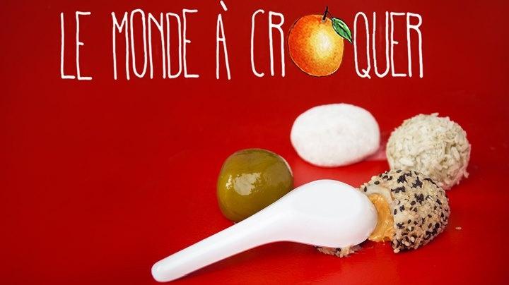 Des boulettes de #riz gluant !