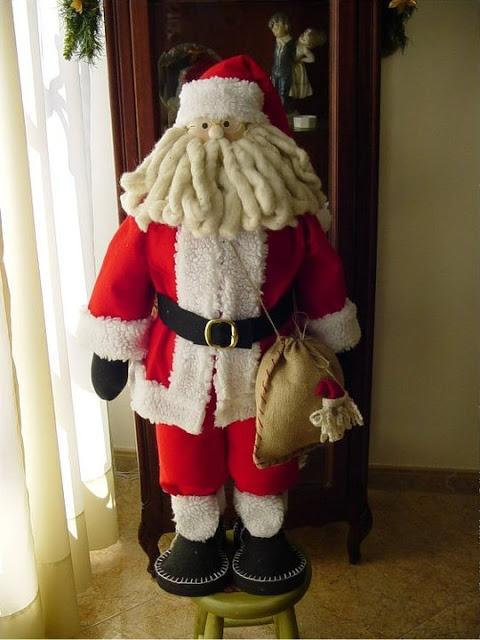 Santa  By Angeline