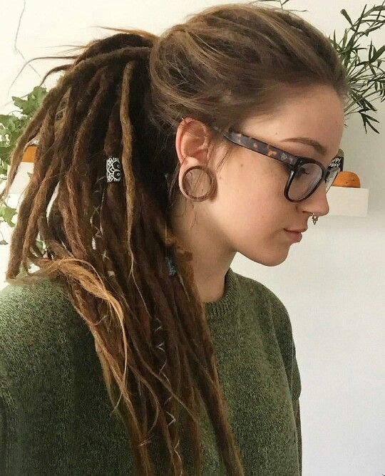 partial dreads