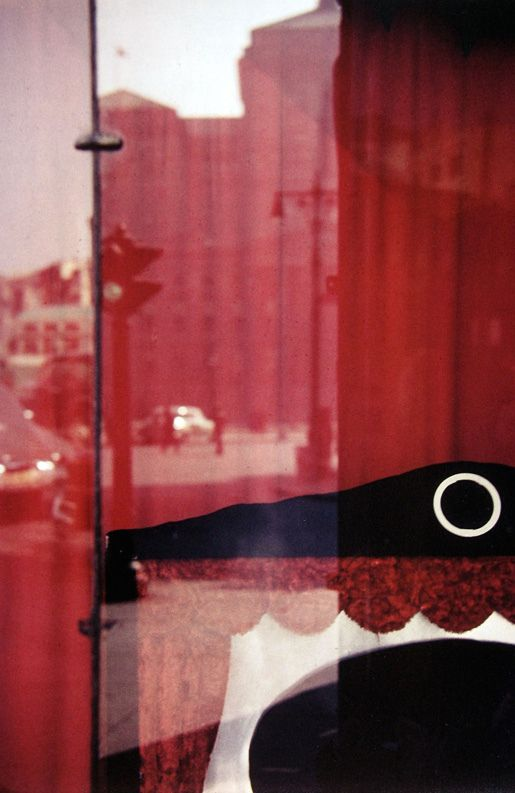 Photography by Saul Leiter. New York.