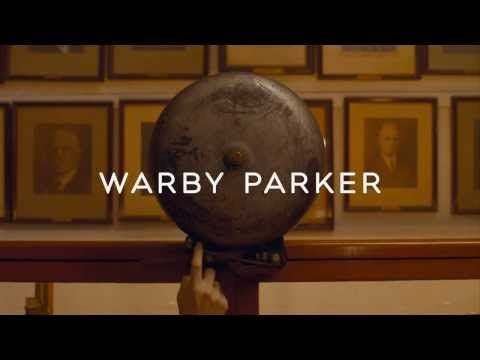Warby Parker commercial // The Literary Life Well Lived // TV Spot:  basically, a nonsensical, whimsical movies from the 60s, boiled down to 30 seconds - love it