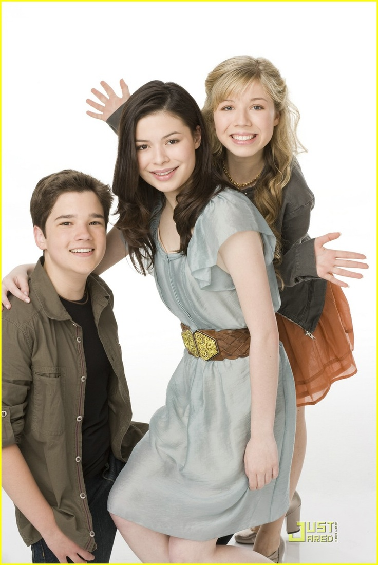 Gabby! The Icarly cast!