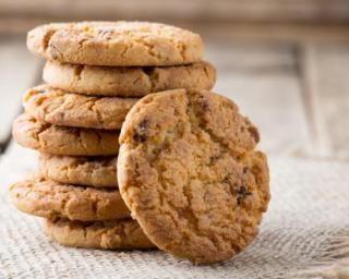 Cookies légers au potiron