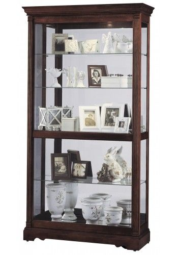 21 best Traditional Curio Cabinets images on Pinterest | Curio ...