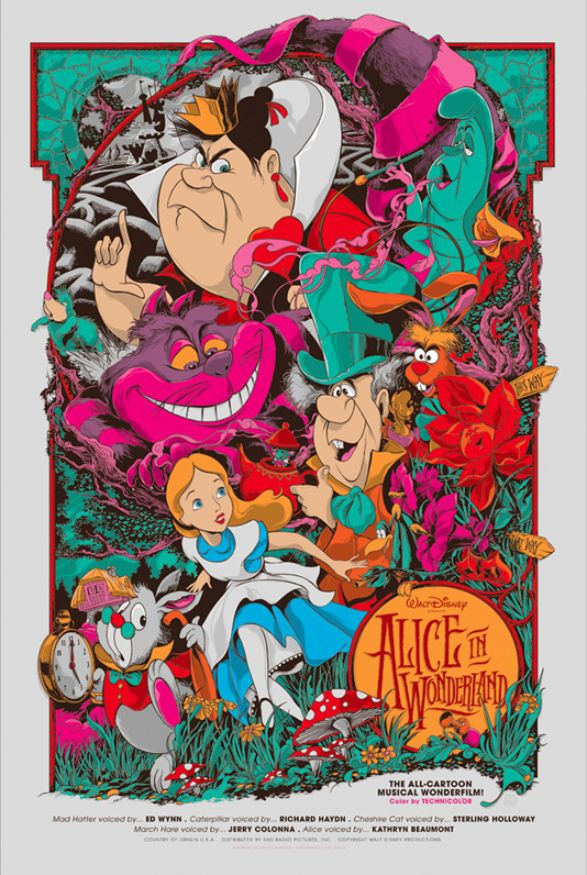 "See the Full Mondo Disney Poster Gallery for ""Nothing's Impossible!"""