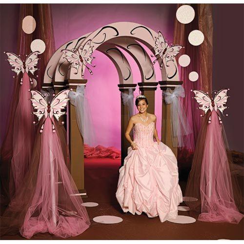 quinceanera decorations for salons   Detalles en tu Fiesta: diciembre 2010