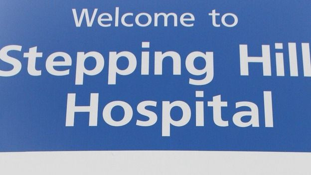 Welcome to Steppping Hill Hospital
