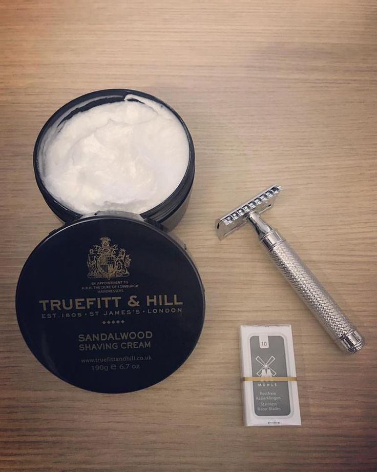The Best Products For Wet Shaving 🎩 #truefittandhill #shavingcream #muhle #safetyrazor #r41grande #razorblades #wetshaving #shavingproducts #bestproducts