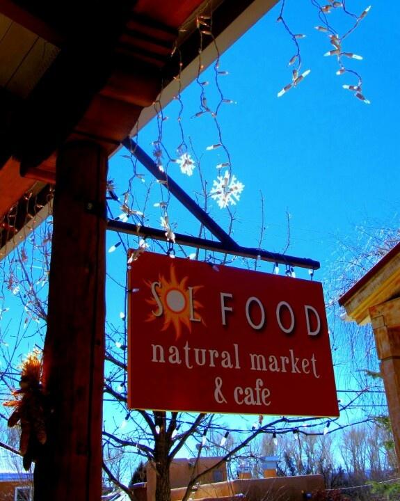 Sol Food Market & Cafe in Arroyo Seco Sol food, Food