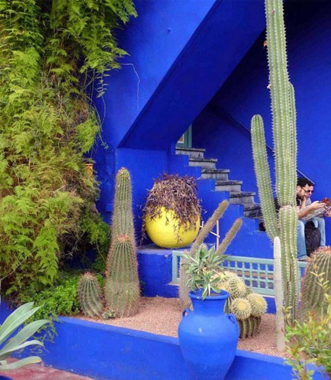 Marrakesch Botanischer Garten Marrakesch Botanischer Garten Garten
