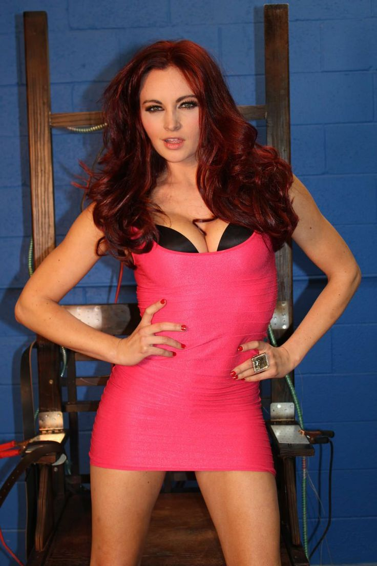 Maria Kanellis And Cleve Hall Photo Shoot