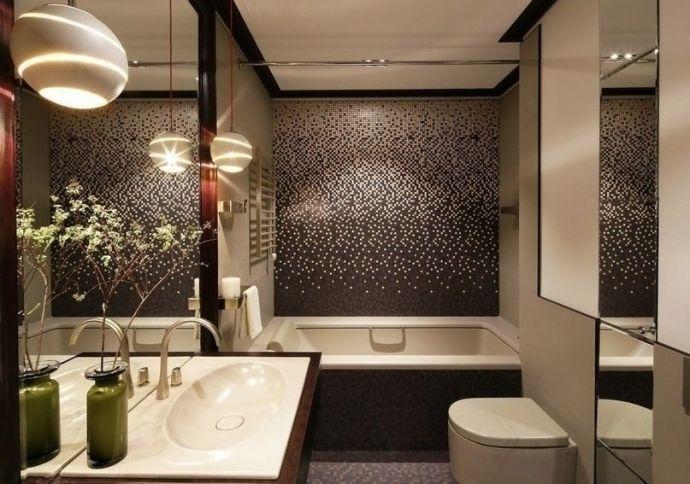Идея для ванной комнаты - Дизайн интерьеров | Идеи вашего дома | Lodgers