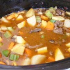 Dad's New Zealand Mince Stew