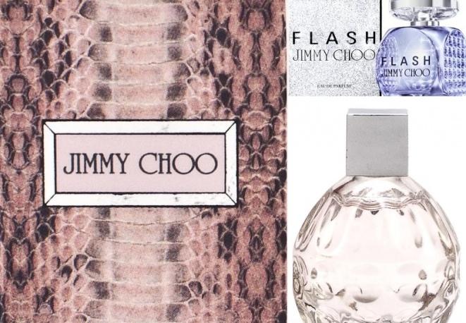 Jimmy Choo in un Flash. A marzo il secondo profumo del brand londinese