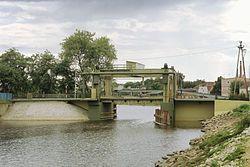 Nowa Sól – Most podnoszony-