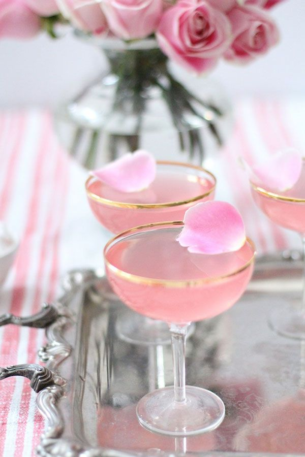 Lady Rose Cocktails to send us into the weekend!