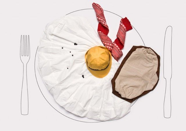 #Baccon & #Egg Katrin Schacke (http://www.katrinschacke.de/)