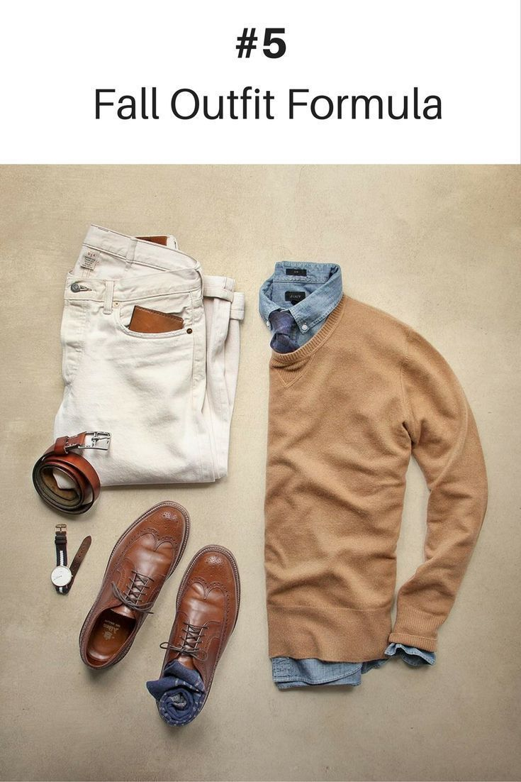 10 Coolest Outfit Formulas You Can Wear This Fall #mens #fashion #style – Tap th…