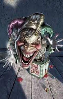 The Jack In The Box #wattpad #horror