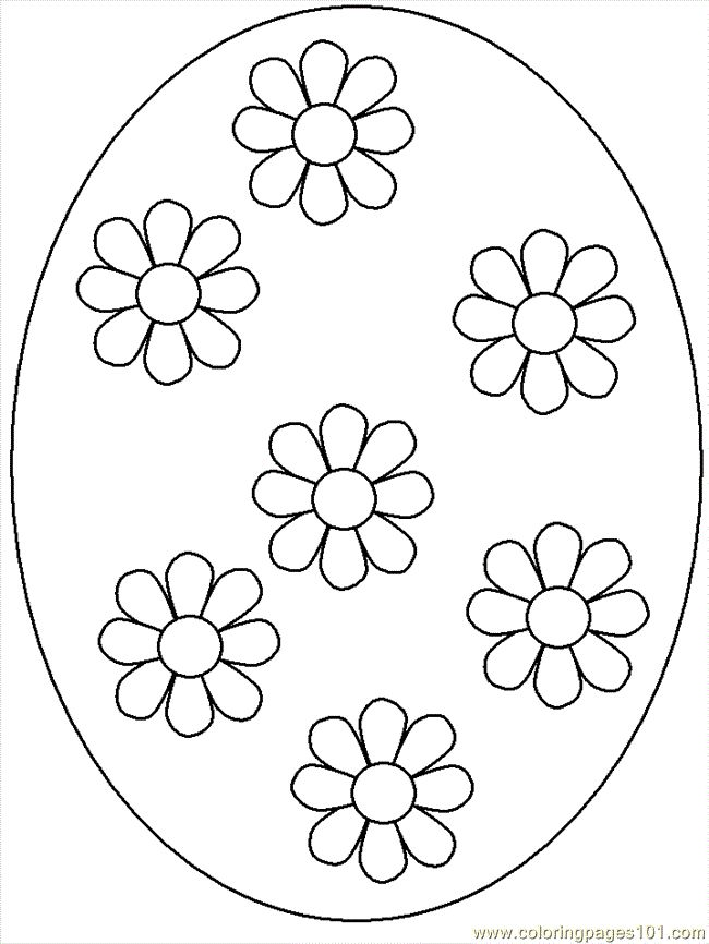 large easter coloring pages - photo#31