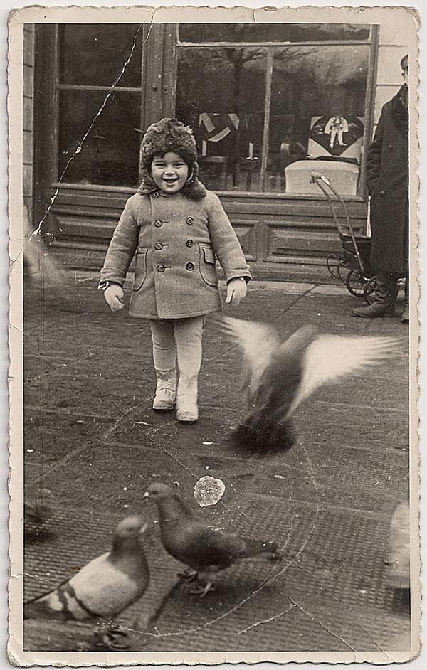 Warsaw, Poland, 1938