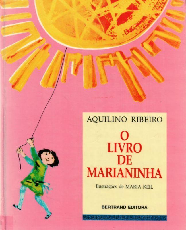 O Livro da Marianinha- puzzle da capa
