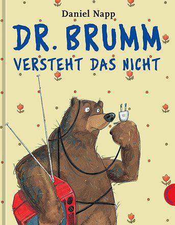 Büchereckerl: Dr. Brumm versteht das nicht