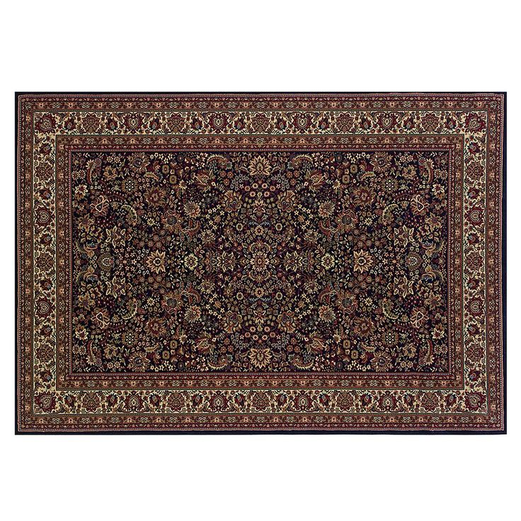 StyleHaven Alana Traditional Rug, Blue