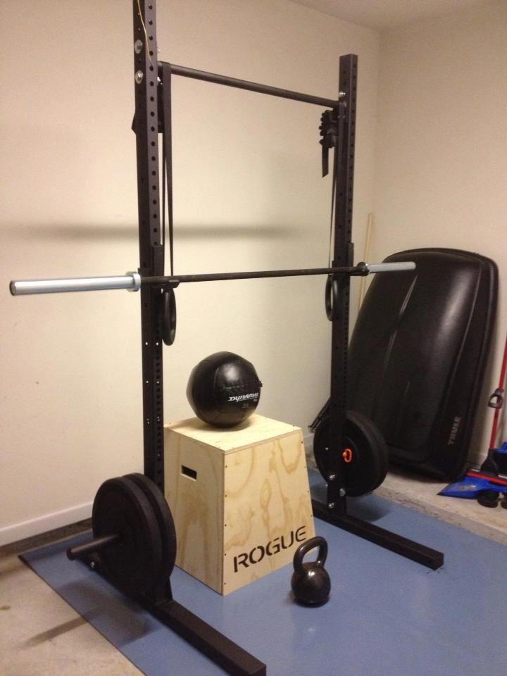 Rogue Fitness garage gym 16 best