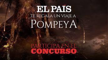 Sorteo de un viaje a Pompeya