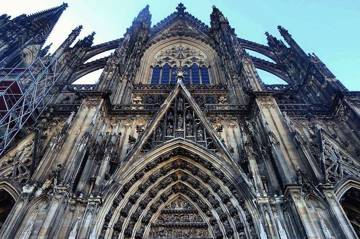 'Constant Construction' May 27 2017  #vlogdave #photography #photographer #photographyislife #cologne #köln #kölnerdom #colognecathedral #beautiful #architektur architecture #germanarchitecture #gothic #gotik #gothicbuildings #sightseeing #impressive #germany #lifeingermany #german #colors #exploring #explorer #neverstopexploring #picoftheday #diewocheaufinstagram
