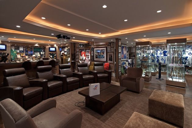 Seriously Next Level Man Caves (30 Photos) - Suburban Men - July 21, 2015