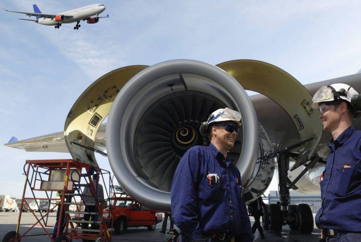 Aircraft turbine technician salary di 2020