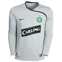 Nike Celtic Away Goalkeeper Shirt 2008/09 - Celtic Away Goalkeeper Shirt 2008/09 - Silver/Black. http://www.comparestoreprices.co.uk/sportswear/nike-celtic-away-goalkeeper-shirt-2008-09-.asp