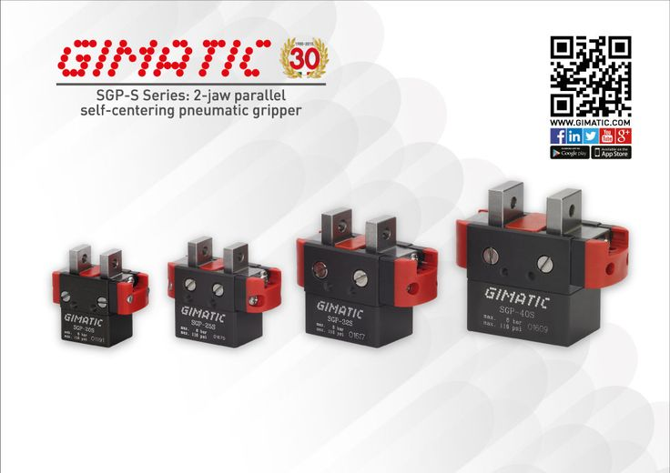 SGP-S Series: High performance in small dimensions - SGP-S Series: Alte prestazioni con dimensioni ridotte