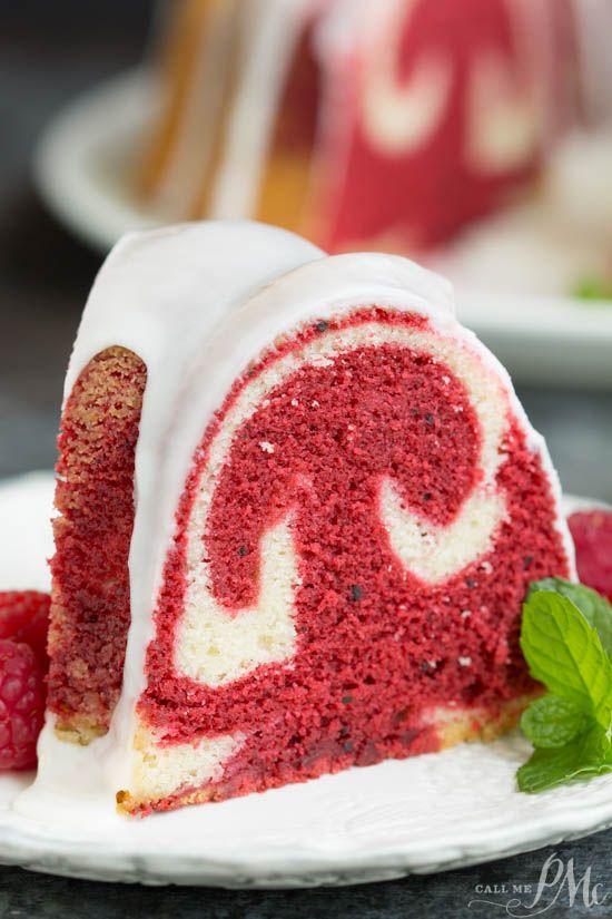 Pink cake box red velvet recipe