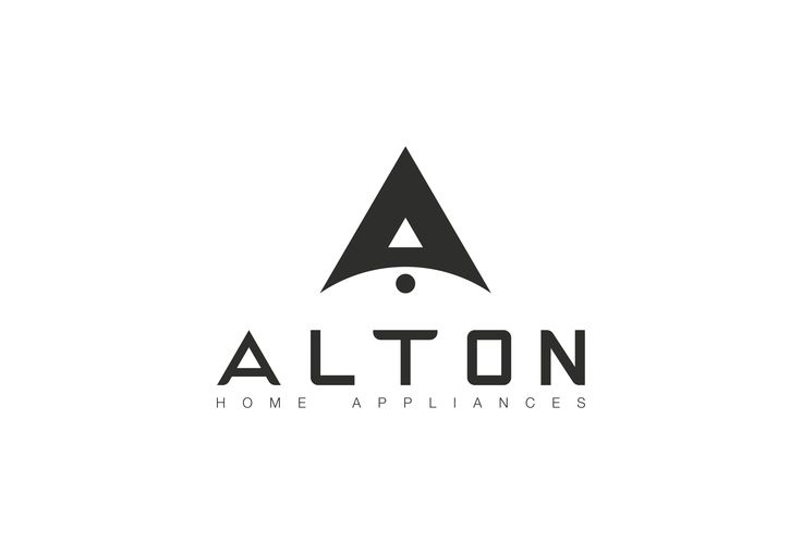 Alton Home Appliances - Logo Design   |  https://www.behance.net/rasam