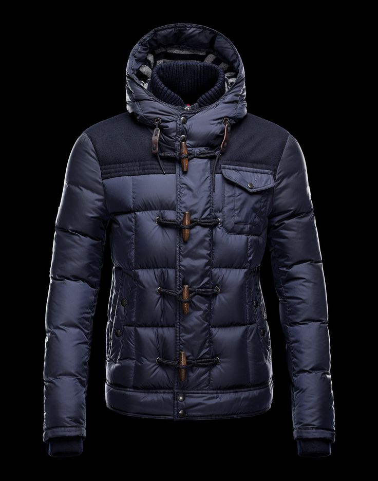 Jacket Men Moncler Virgile. That's what I will need for the day after tomorrow.