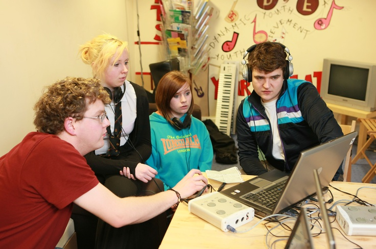 New Ambitions: Digital technology can create opportunities to compose, record, broadcast and stream music live online. Dávur Juul Magnussen, RSNO Principal Trombone worked on a digital project with young musicians from Dumfries and Galloway.