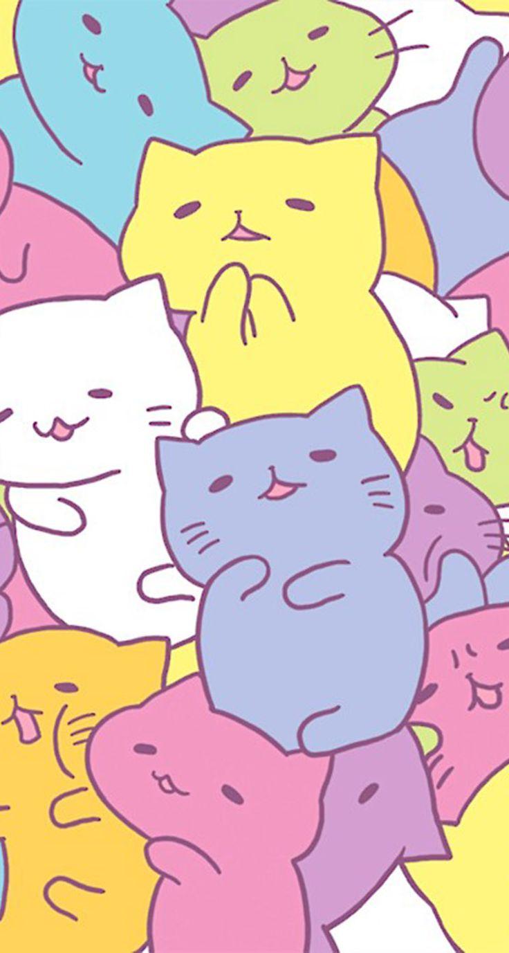 1000+ ideas about Kawaii Wallpaper on Pinterest