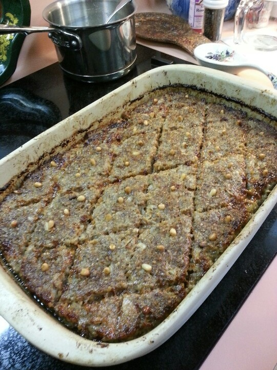89 best lebanese food images on pinterest arabic food middle homemade kibbi forumfinder Gallery
