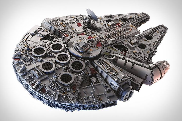 It's not just the Ultimate Lego Star Wars collectible. It's arguably the most desirable Lego set in existence. Clocking in at 7,541 pieces, the new Lego Ultimate Collector's Series Millennium Falcon is the biggest Lego set in history and comes...