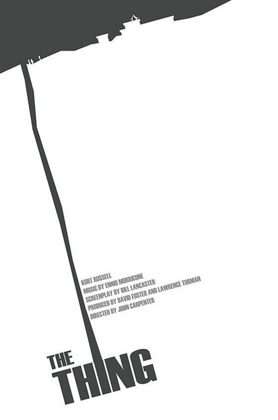 Minimalist redesign of movie posters  (http://xaxor.com/digital/17123-minimalist-redesign-of-movie-posters.html#)