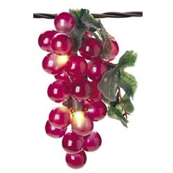 Decorate With Grape Lights